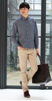 会社私服男性ファッション