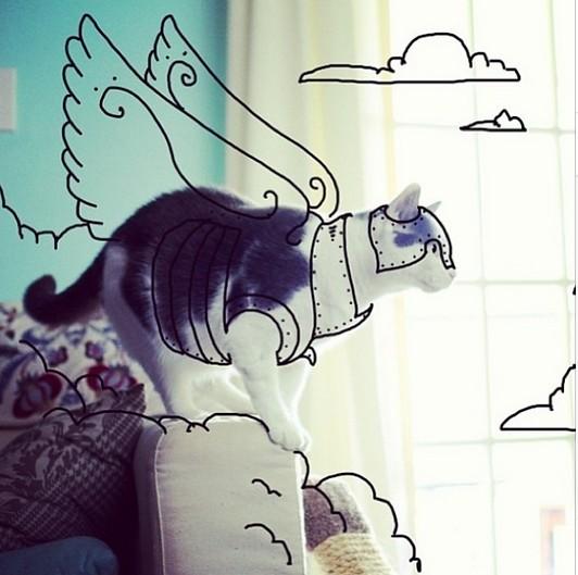 猫ナイト騎士
